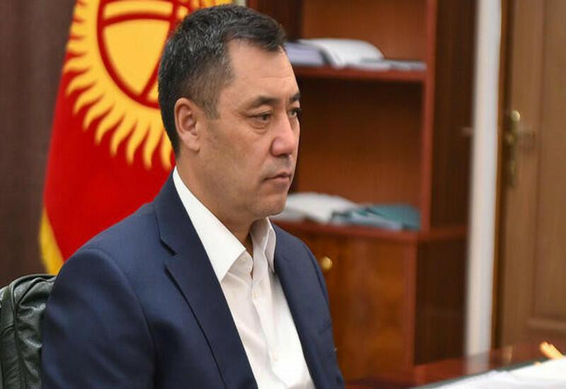 Президент Кыргызстана отправил правительство в отставку