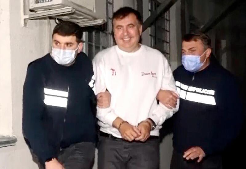 Саакашвили отказался прекращать голодовку