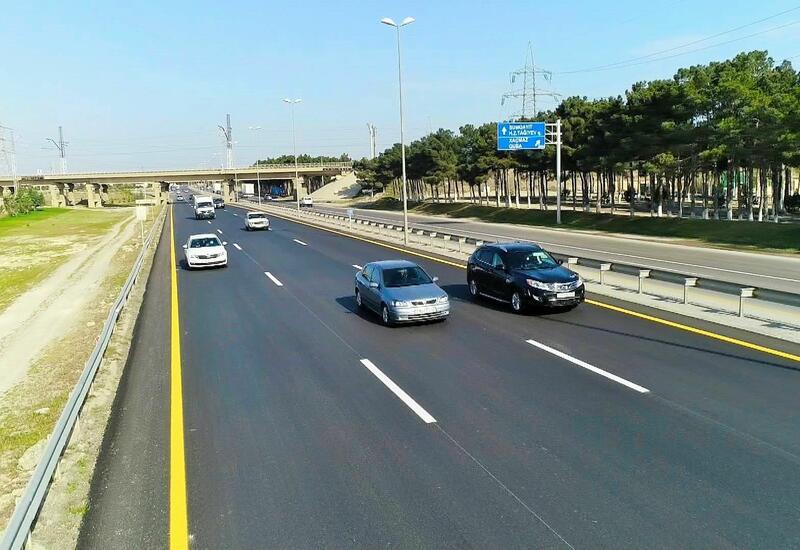 Будет ограничено движение по автодороге Баку-Губа-госграница РФ