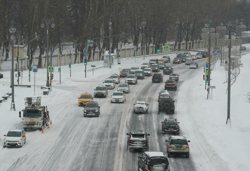Cразу в нескольких регионах России выпал снег