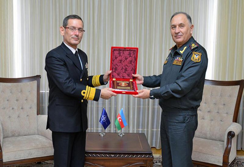 Обсуждены вопросы партнерства Азербайджана с НАТО