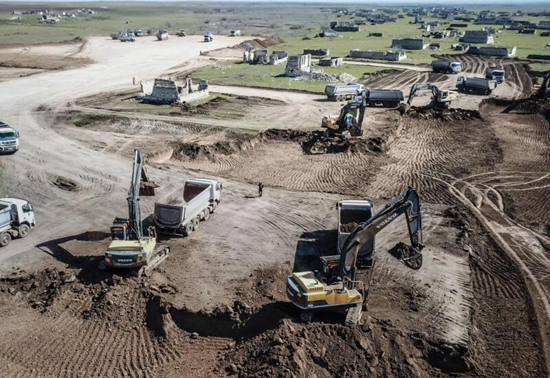 Освобожденные земли возвращаются в экономику Азербайджана