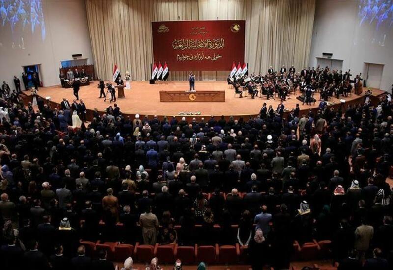 В парламент Ирака прошли 97 женщин