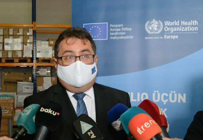 Вакцинация в Азербайджане проводится на высоком уровне