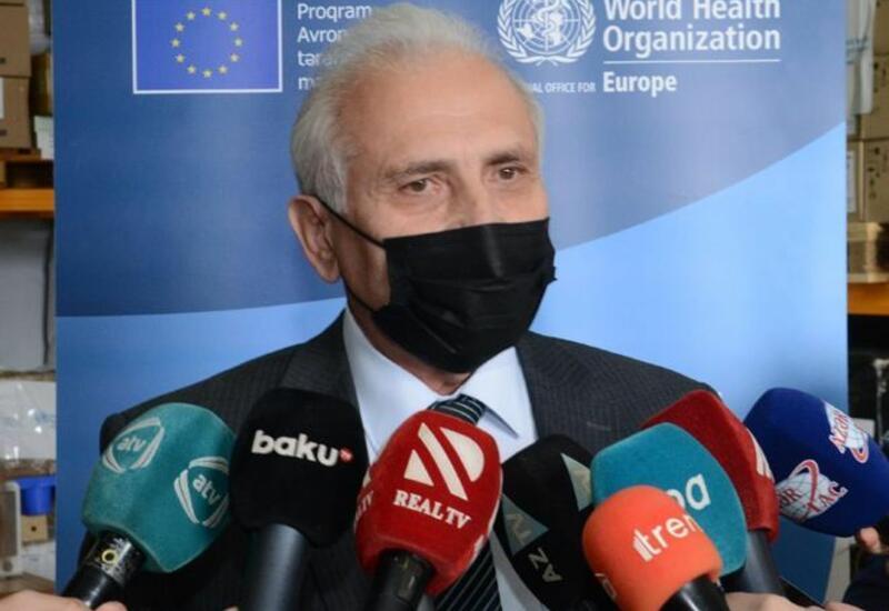 К вакцинации третьей дозой в Азербайджане будут привлечены и другие категории граждан