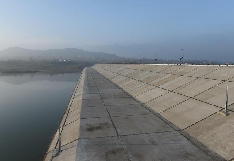 В Азербайджане построят 10 водохранилищ