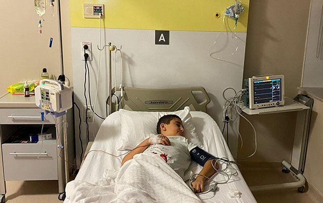 Первый вице-президент Мехрибан Алиева взяла под контроль лечение 10-летнего Эльдара, страдающего от лейкоза