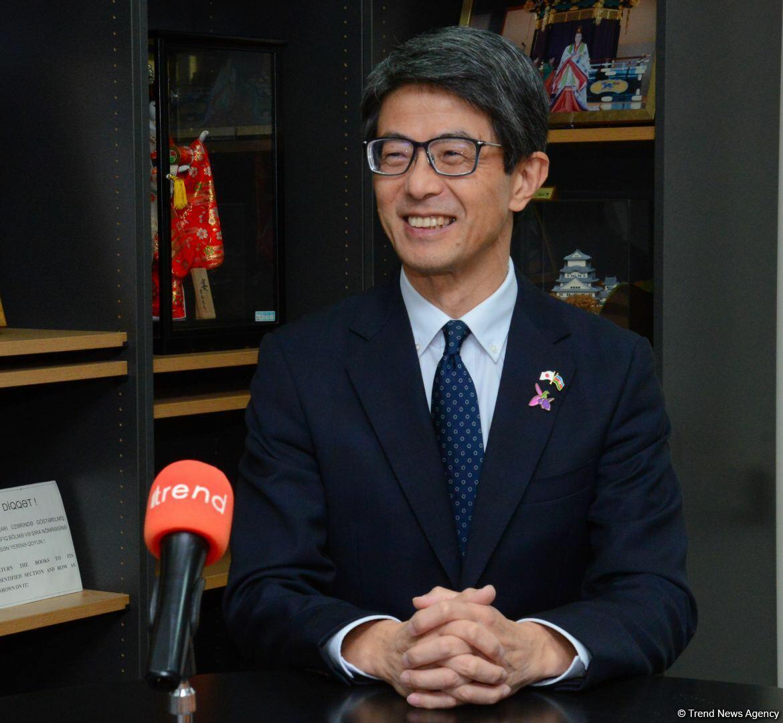 Японские компании увеличат инвестиции в логистический сектор Азербайджана