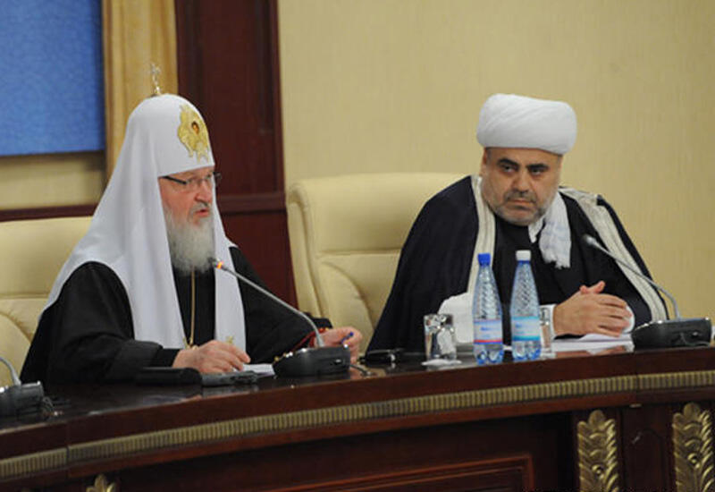 В Москве состоялась встреча религиозных лидеров Азербайджана и России