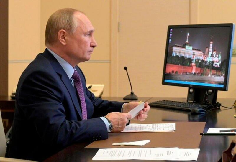 Путин назвал причину роста цен на газ в Европе