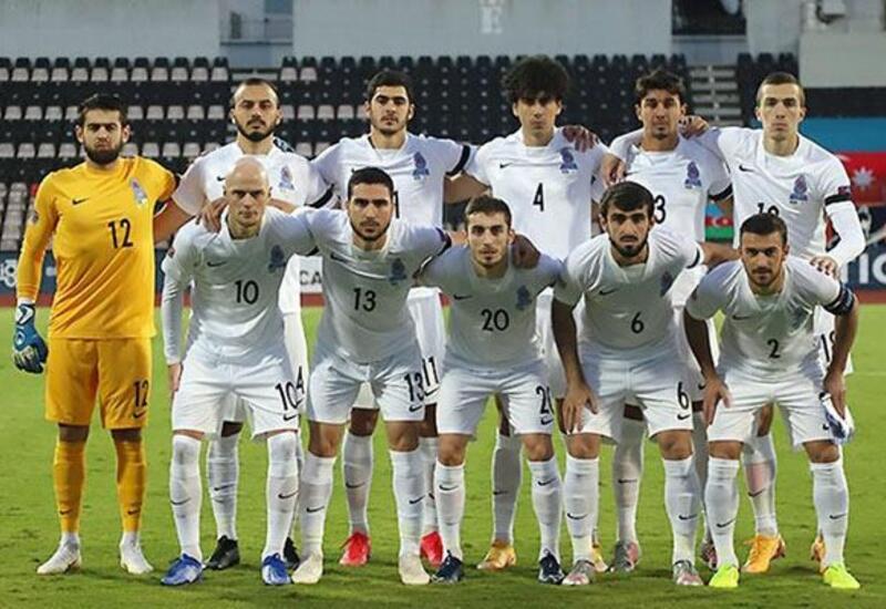 Сборная Азербайджана по футболу провела очередной матч в рамках отбора ЧМ-2022