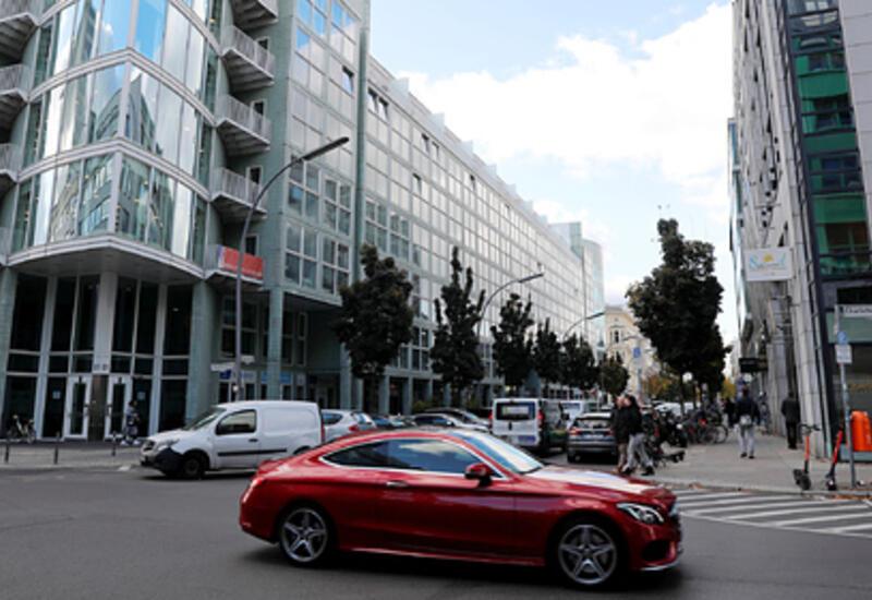 Центр Берлина очистят от машин