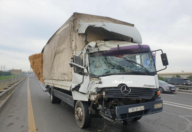 Состояние 6 пострадавших в ДТП с автобусом в Баку оценивается как тяжелое