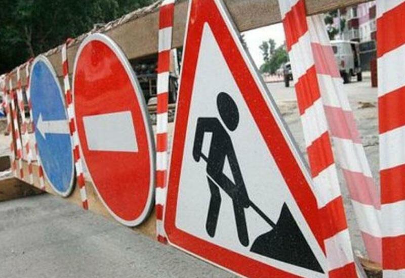 В Баку ограничивается движение транспортных средств