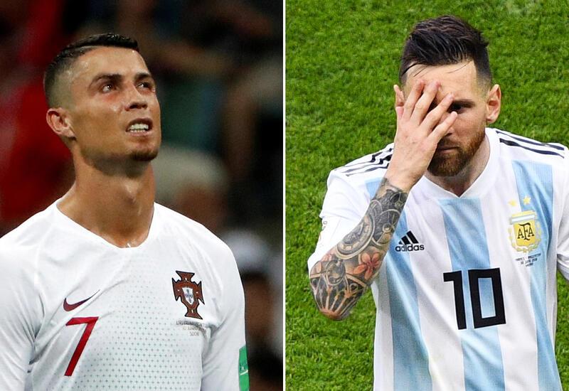 Роналду сравнялся с Месси по голам в 2021 году