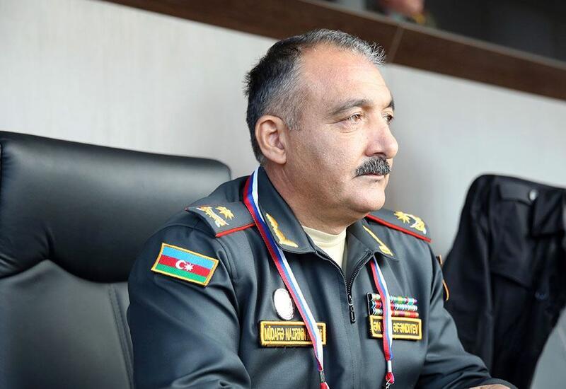 Командующий Сухопутными войсками Азербайджана отправился в Стамбул