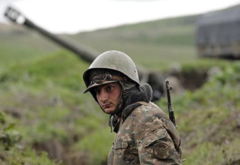 """Вот в каких условиях служат солдаты """"доблестной"""" армянской армии"""