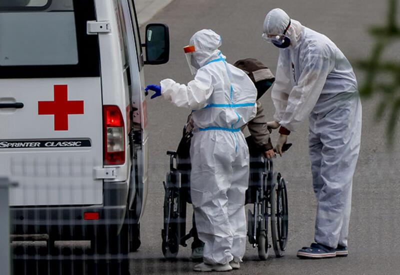 В России установлена рекордная смертность от COVID-19