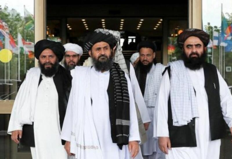 Делегация талибов проведет переговоры в Анкаре