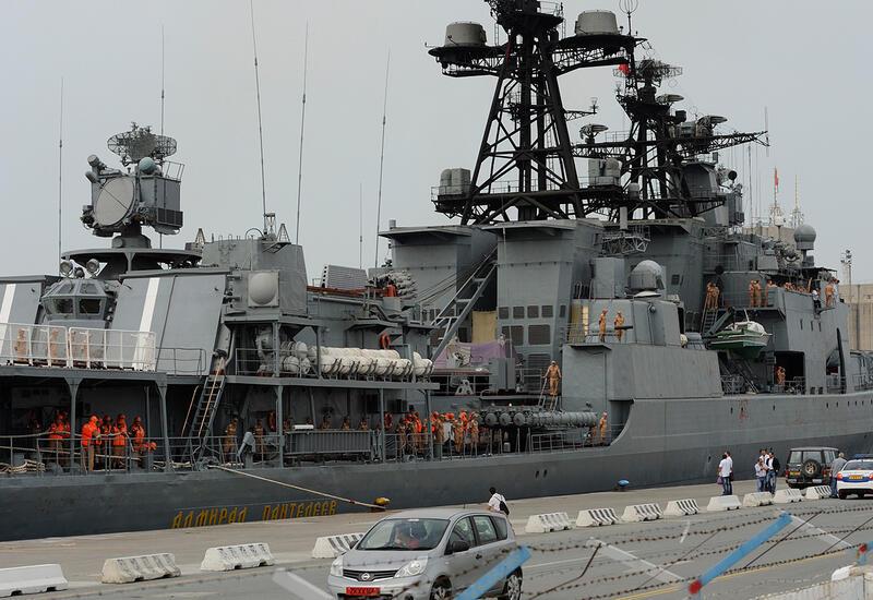 В Японском море начались российско-китайские учения