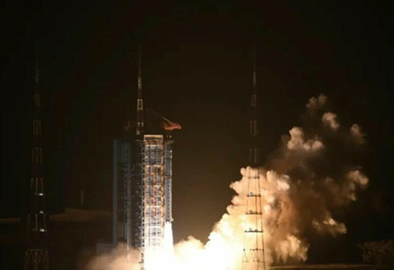 Китай запустил на орбиту аппарат для исследования солнечной активности