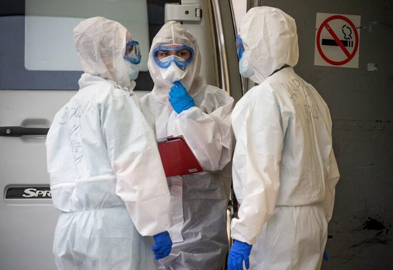Rusiyada koronavirusa gündəlik yoluxma və ölüm hallarında rekord qeydə alınıb