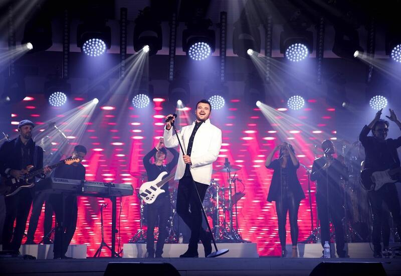 Эмин Агаларов даст концерт в Баку