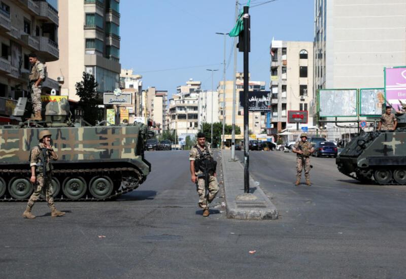 В Бейруте идет полноценное сражение с использованием снайперов и гранатометчиков