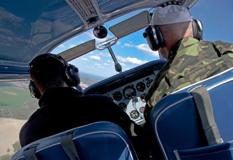 В России испытали самолет с двигателем от автомобиля