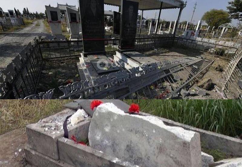 Хроника Победы: Расстрел кладбища в Тертере и угроза армянского террора