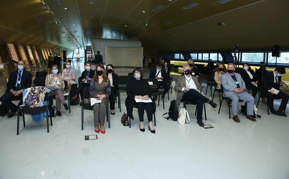 Эксперты из разных стран обсудили в Баку изменение политики коллекционирования в музеях