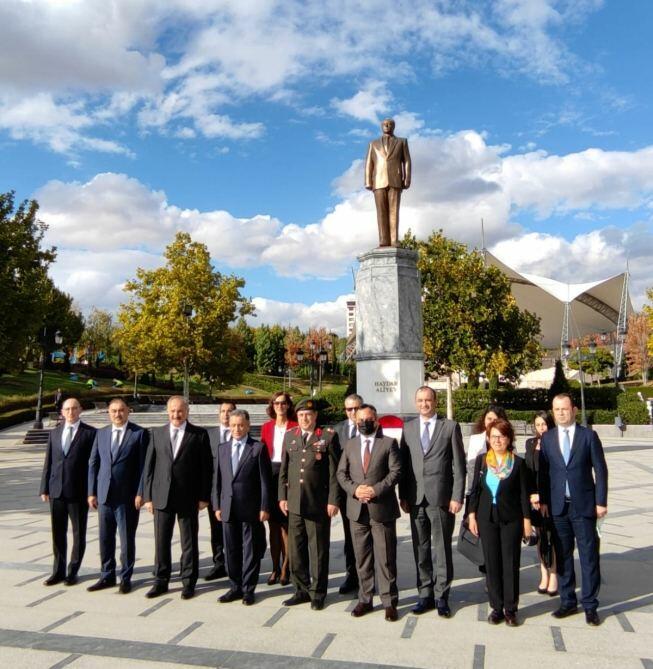В Анкаре состоялась встреча глав Совбезов Азербайджана и Турции
