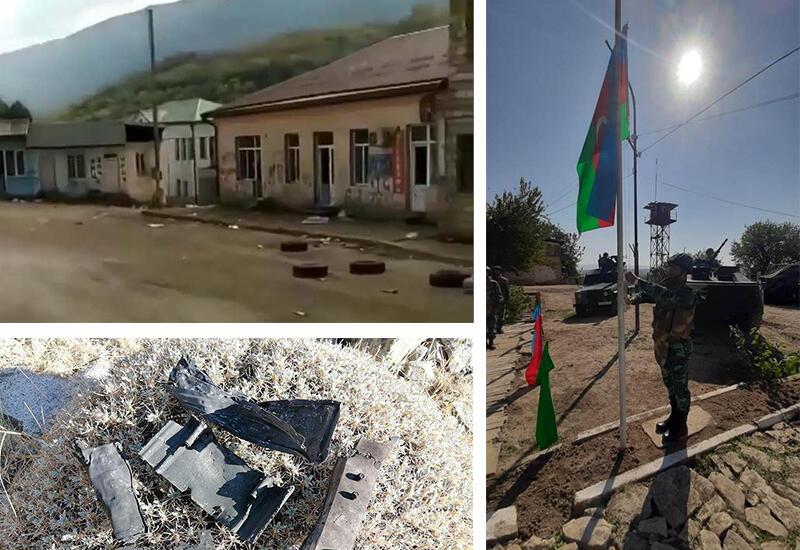 Хроника Победы: армянская армия теряет технику и бежит с поля боя - 16 октября