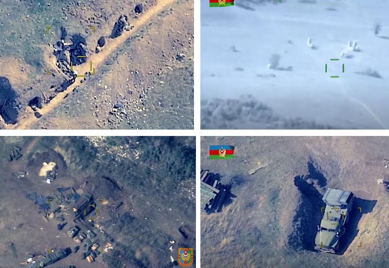 Хроника Победы: Азербайджанская армия отомстила за Гянджу - 17 октября