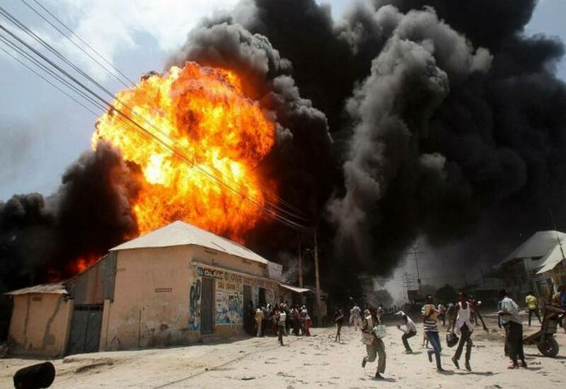 В Сомали взорвали ресторан