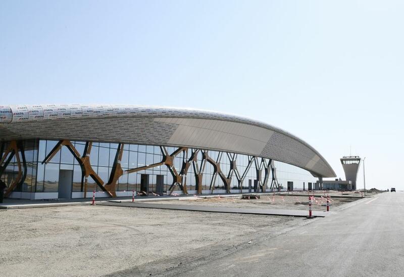 Физулинскому аэропорту присвоен статус международного
