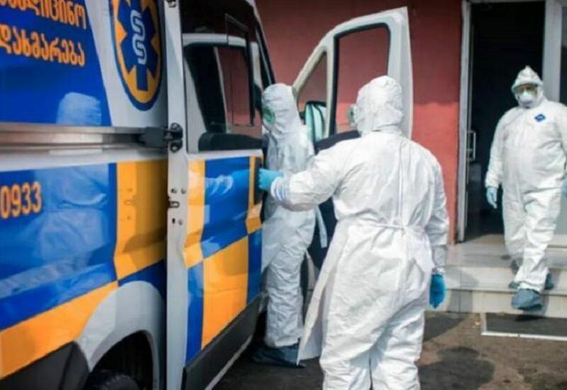 В Грузии выявлено более 5 тыс. случаев заражения коронавирусом