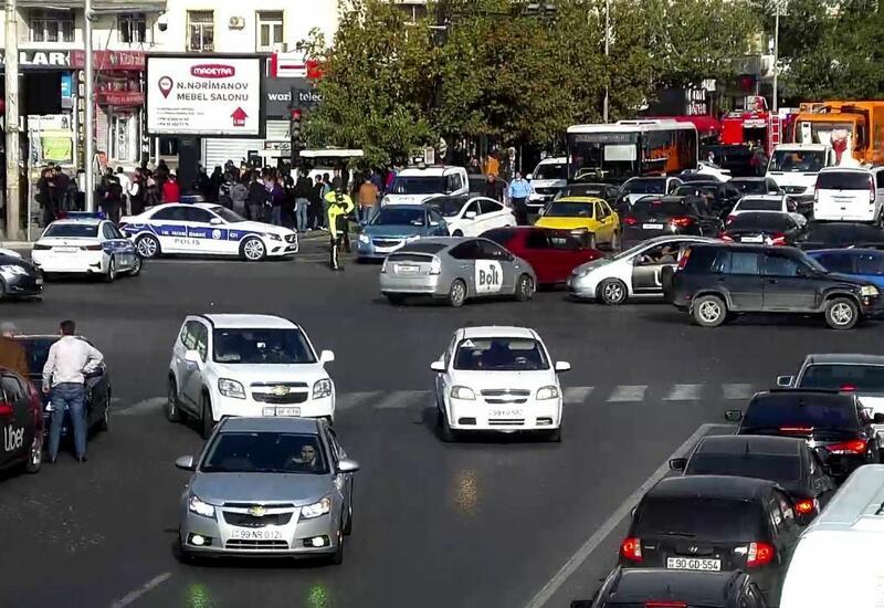 Сняты ограничения на движение транспортных средств в связи с пожаром