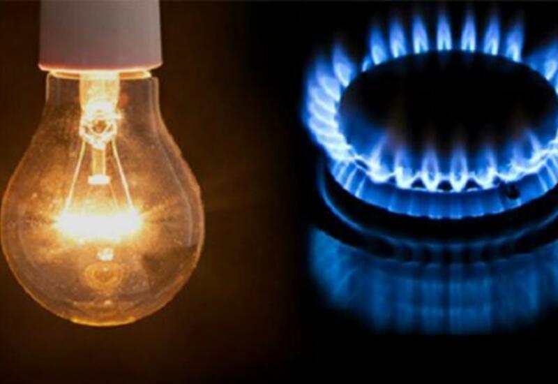 В Азербайджане изменены цены на электроэнергию и газ