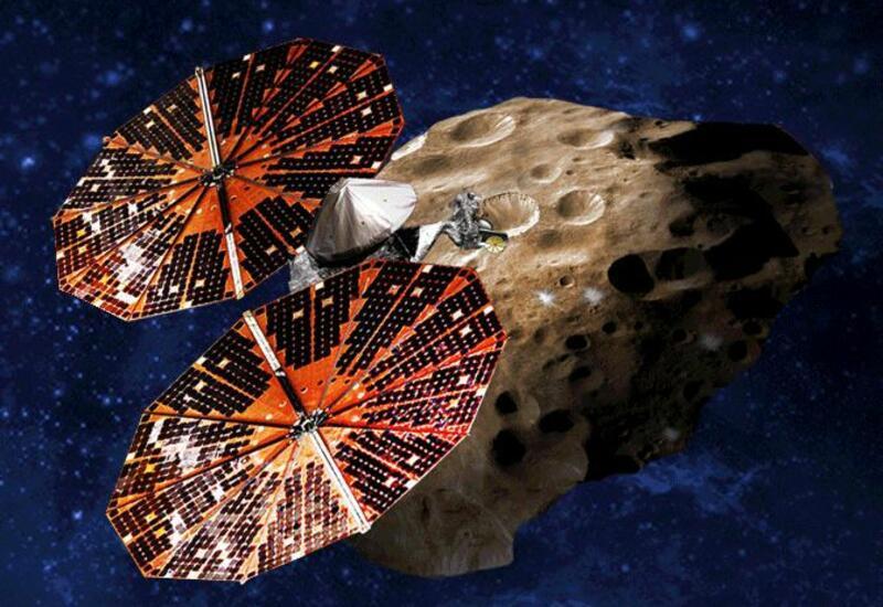 Зонд Lucy стартует для изучения астероидов вблизи Юпитера