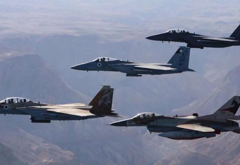 Боевые самолеты Израиля и семи стран участвуют в авиаучениях Blue Flag