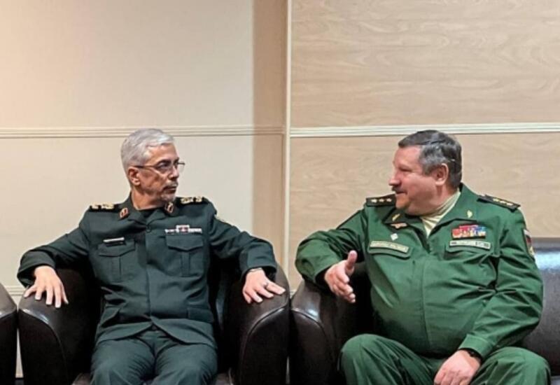 Глава Генштаба Ирана прибыл в Москву