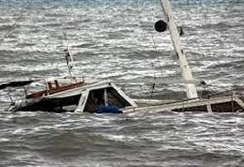 У побережья Китая затонуло рыболовецкое судно, пропали без вести 11 человек