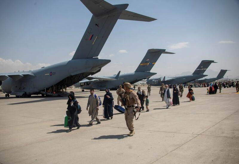 Процесс расселения в США эвакуированных афганцев затягивается