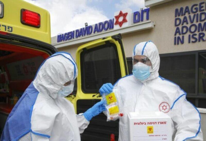 В Израиле заявили, что страна преодолевает четвертую волну COVID-19