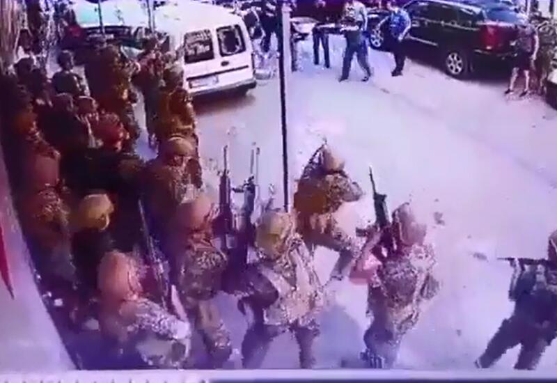 В Ливане проводят расследование в отношении военнослужащего, который открыл огонь по протестующим в Бейруте
