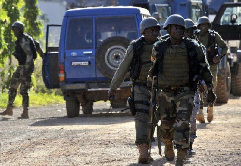 В Мали боевики напали на армейский лагерь