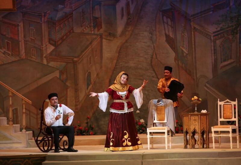 """На сцене Театра оперы и балета показали оперетту """"Аршин мал алан"""""""