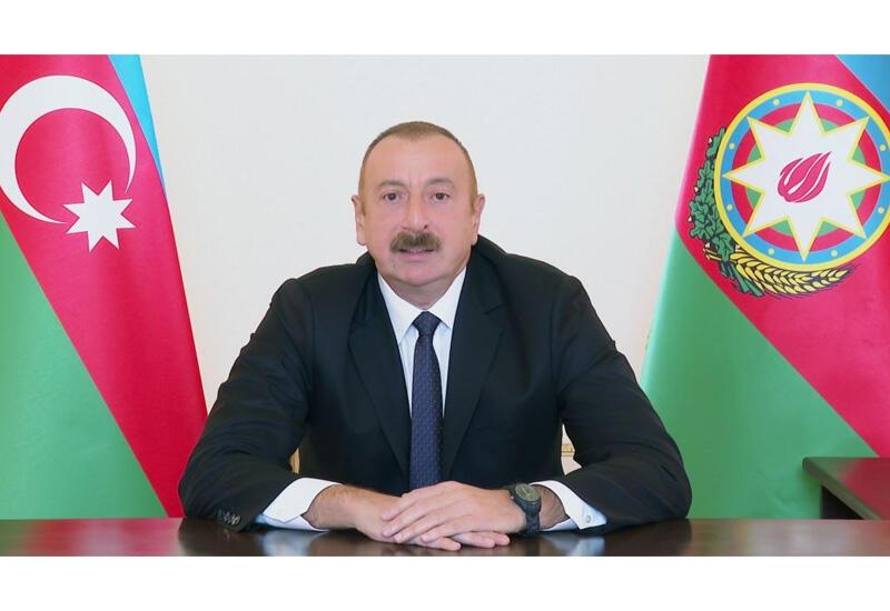 Хроника победы: Обращение Президента Азербайджана Ильхама Алиева к народу от 17 октября 2020 года