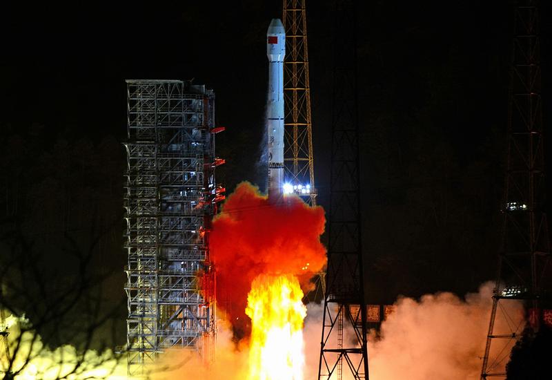 Китай испытал гиперзвуковую ракету с ядерным зарядом
